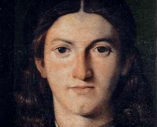 Portrait of a Young Man — Лоренцо Лотто