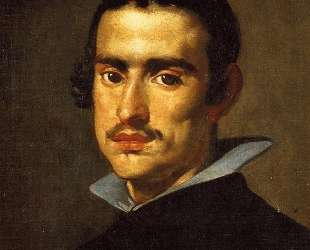 Portrait of a Young Man — Диего Веласкес