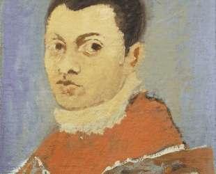 Портрет юноши — Аршил Горки