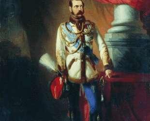 Портрет императора Александра II — Константин Маковский