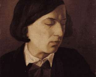 Portrait of Alexander Michelis — Арнольд Бёклин