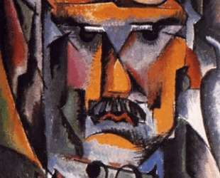 Portrait of Alfred Stieglitz — Ман Рэй
