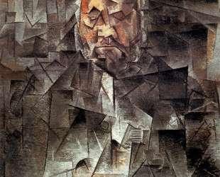 Portrait of Ambroise Vollard — Пабло Пикассо