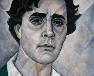 Portrait of Amedeo Modigliani — Маревна