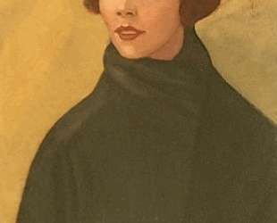 Portrait of Balieva — Komissarghevskaia — Сергей Судейкин