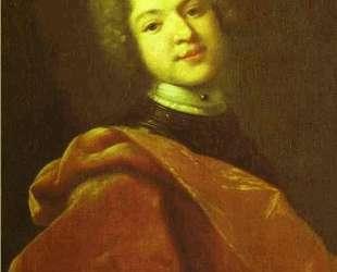 Portrait of Baron S. G. Stroganoff — Иван Никитин