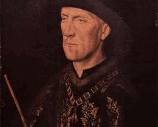 Портрет Бодуэна де Ланнуа — Ян ван Эйк