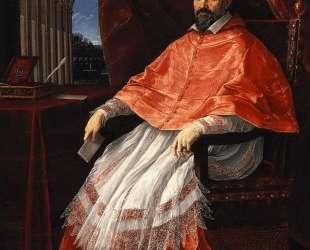 Portrait of Cardinal Roberto Ubaldini — Гвидо Рени