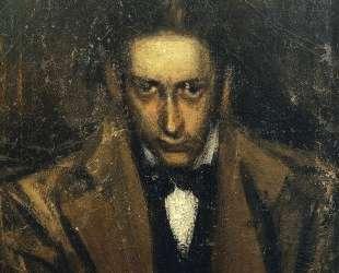 Portrait of Casagemas — Пабло Пикассо
