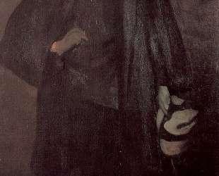 Portrait Of Charles Fitzgerald — Уильям Джеймс Глакенс