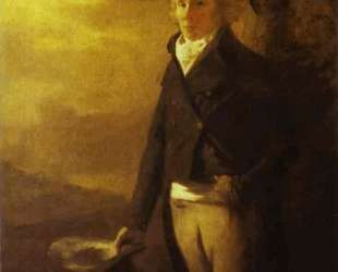 Portrait of David Anderson — Генри Реборн