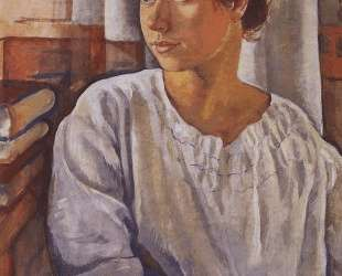 Портрет Е. И.Финогеновой — Зинаида Серебрякова
