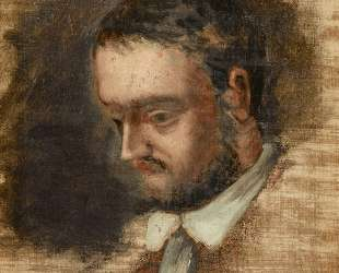 Portrait of Emile Zola — Поль Сезанн