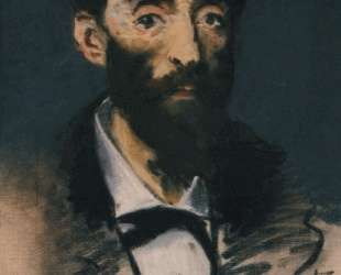 Portrait of Ernest Cabaner — Эдуард Мане