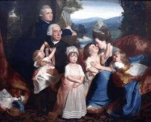 Портрет семьи Копли — Джон Синглтон Копли