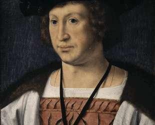 Portrait of Floris van Egmond — Мабюз
