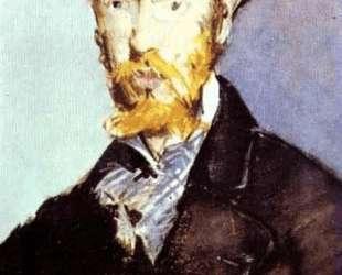 Portrait of George Moore — Эдуард Мане