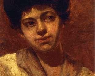 Portrait of Gertrude — Роберт Джулиан Ондердонк