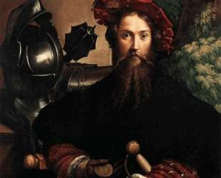 Portrait of Gian Galeazzo Sanvitale — Пармиджанино