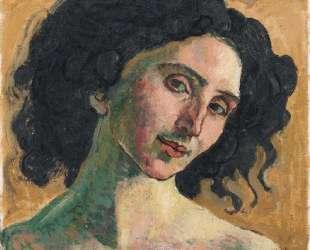 Portrait of Giulia Leonardi — Фердинанд Ходлер