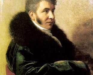 Портрет князя Ивана Алексеевича Гагарина — Орест Кипренский
