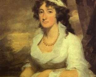 Portrait of Janet Dundas — Генри Реборн