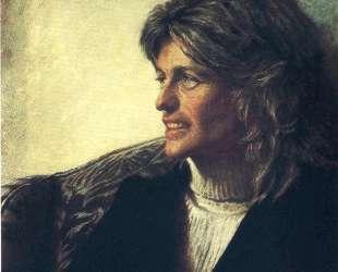 Portrait of Jean Kennedy Smith — Джейми Уайет
