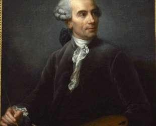 Portrait of Joseph Vernet — Элизабет Луиза Виже-Лебрен