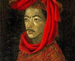 Portrait of Juan Martin — Ремедиос Варо