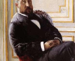 Portrait of Jules Richemont — Гюстав Кайботт