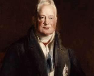 Portrait of King William IV (1765-1837) — Дейвид Уилки