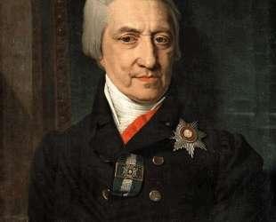 Портрет Кошелева — Владимир Боровиковский