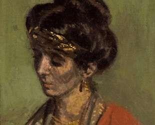 Portrait of Lady Noble — Уолтер Сикерт