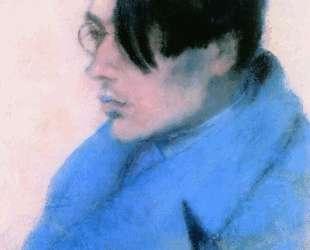 Portrait of Lorinc Szabo — Йожеф Рипль-Ронаи