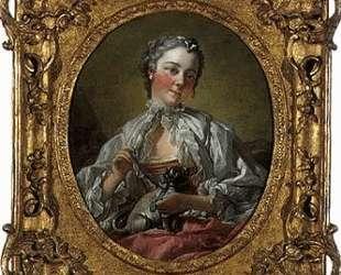 Портрет мадам Буше — Франсуа Буше