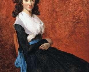 Портрет мадам Шарль-Луи Триден — Жак Луи Давид