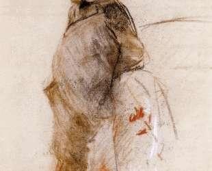 Portrait of Marcel — Берта Моризо