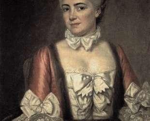 Портрет Марии Франсуазы Бюрон — Жак Луи Давид