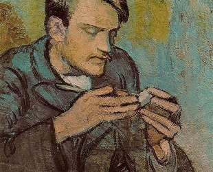 Portrait of Mateu Fernandez de Soto — Пабло Пикассо
