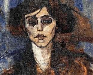 Портрет Мод Абранте — Амедео Модильяни