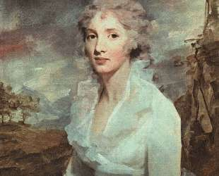 Portrait of Miss Eleanor Urquhart — Генри Реборн