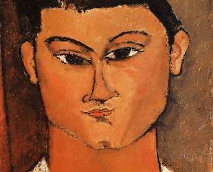 Портрет Моиса Кислинга — Амедео Модильяни