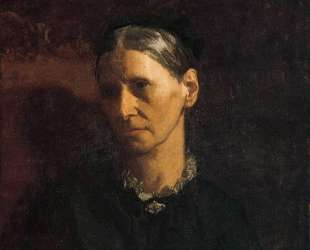 Portrait of Mrs. James W. Crowell — Томас Икинс