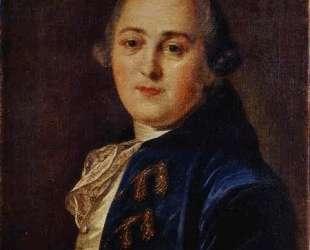 Portrait of N. A.Demidov — Фёдор Рокотов