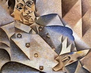 Portrait of Pablo Picasso — Хуан Грис