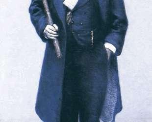 Portrait of Paul Hugot — Гюстав Кайботт