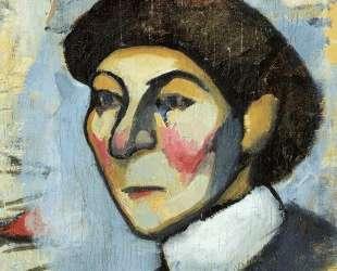 Portrait of Philomene — Соня Делоне