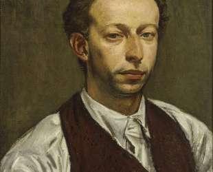 Portrait of sculptor John Pappas — Яннис Моралис