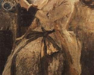 Портрет С. Н.Голицыной — Константин Коровин