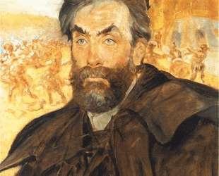 Portrait of Stanislaw Witkiewicz — Яцек Мальчевский